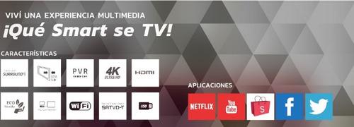 smart tv hitachi 55 netflix 4k hdmi usb tda garantia