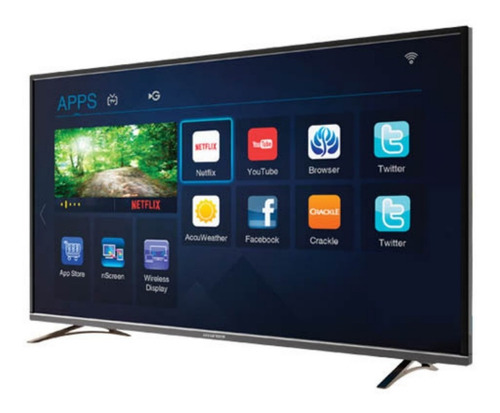 smart tv hyundai 55  4k uhd hyled-55uhd2
