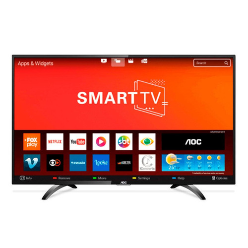 smart tv led 32' hd aoc le32s5970s