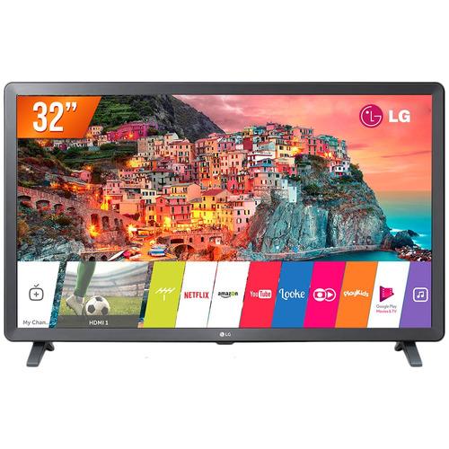smart tv led 32'' hd lg 32lk615bpsb 2 hdmi 2 usb wi-fi