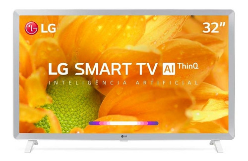 smart tv led 32  hd lg 32lm620bpsa thinq ai webos 4.5 hdr