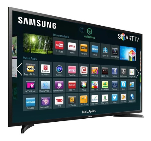 smart tv led 32'' hd samsung 32j4290 2 hdmi 1 usb wi-fi