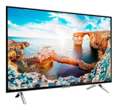 smart tv led 32 hitachi hd android tv