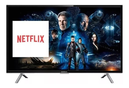 smart tv led 32 hitachi hd smart 17 netflix youtube directo