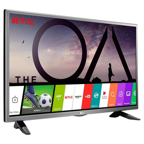 smart tv led 32 lg 32lj600b netflix hd wifi zona sur