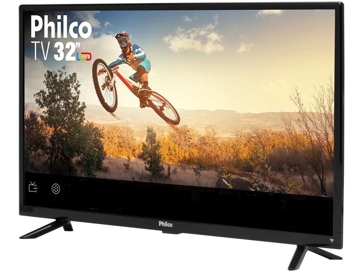 b91853e839e smart tv led 32 philco conversor digital wi-fi hdmi usb. Carregando zoom.