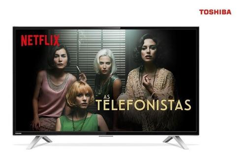 smart tv led 32 polegadas semp toshiba 32l2800 hd w-fi