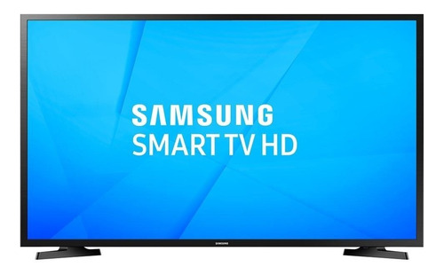 smart tv led 32  samsung un32j4290agxzd hd com wi-fi, 60hz