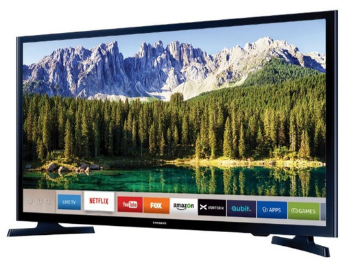 smart tv led 32 samsung un32j4300 netflix