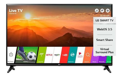 smart tv led 43  full hd lg lj5500