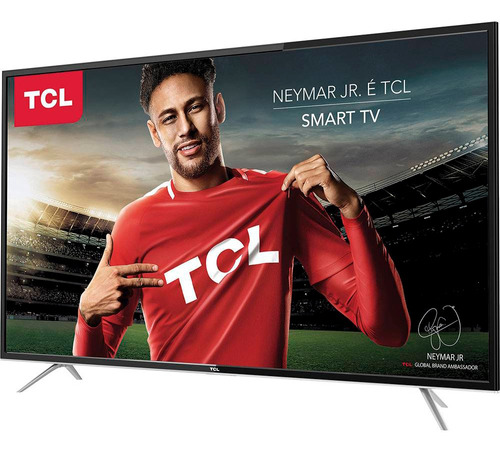 smart tv led 43' full hd tcl l43s4900fs 3 hdmi 2 usb wi-fi