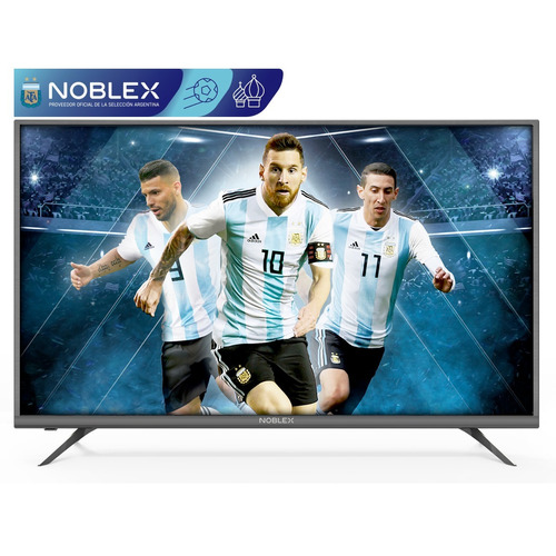 smart tv led 43 noblex fullhd netflix wifi oferta especial