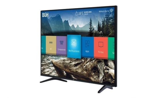 smart tv led 43 pulgadas bgh b4318fh5 full hd aplicaciones