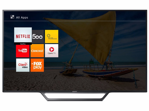smart tv led 48  sony full hd conversor digital wi-fi