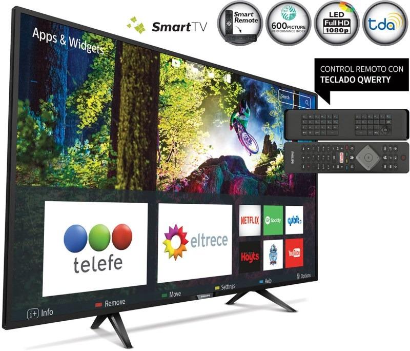 c724822da Smart Tv Led 49 49pfg5102/77 Fullhd Philips - $ 26.499,00 en Mercado ...