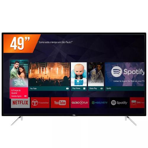smart tv led 49'' full hd semp tcl l49s4900fs hdmi usb wifi