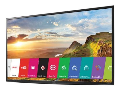smart tv led 49'' lg 49lh5600 full hd com conversor digital