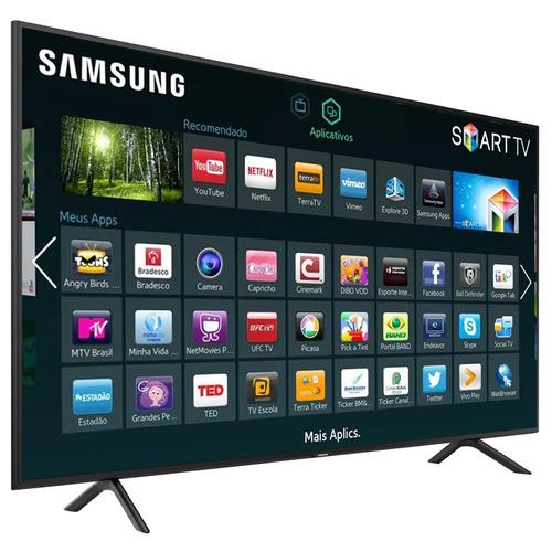 smart tv led 49'' ultra hd 4k samsung nu7100 hdmi usb wi-fi