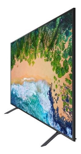 smart tv led 4k 55 pulgadas uhd samsung un55nu7100 flat hdr hdmi usb wifi gtia oficial