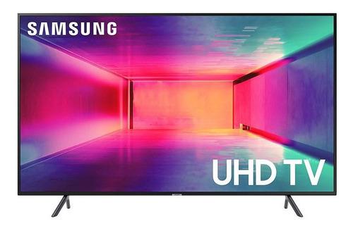 smart tv led 4k 55 pulgadas uhd samsung un55nu7100 hdr flat