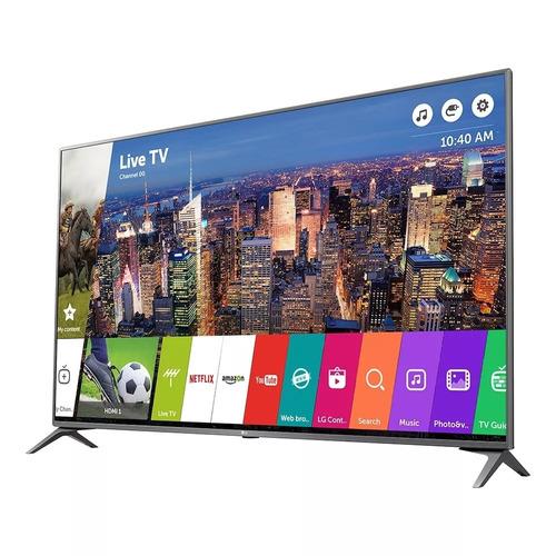 smart tv led 4k lg 49 uj6560 ultra hd oferta exclusiva