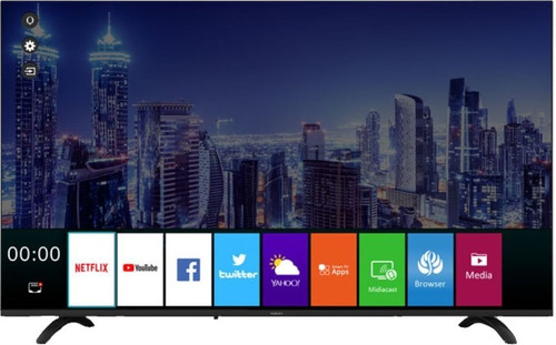 smart tv led 50  4k de50x6500 noblex