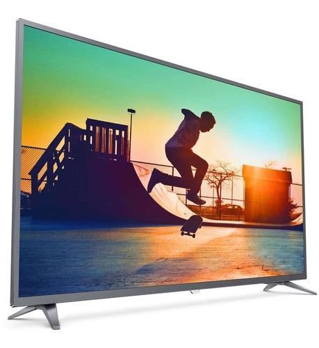 smart tv led 50  50pug6513/77 4k philips