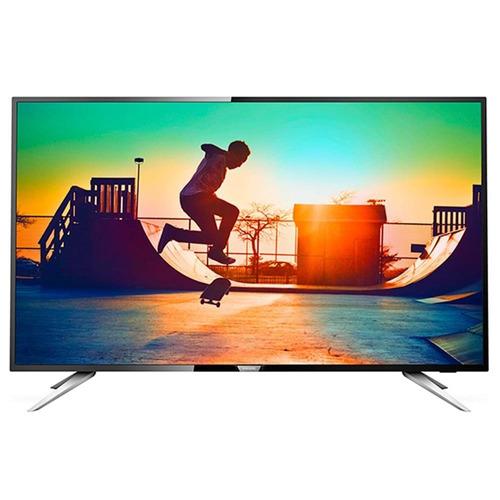 smart tv led 50  philips 50pug6102/78 4k ultra hd com wi-fi