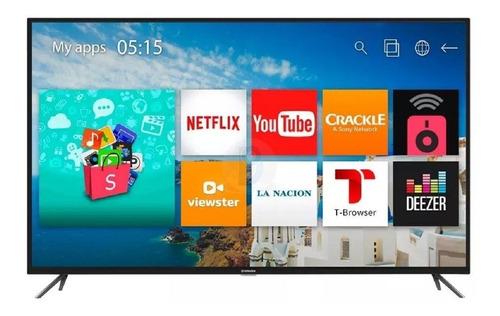smart tv led 55 hitachi le554ksmart20 uhd 4k android