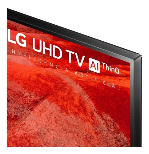 smart tv led 55 lg 55um7650psb uhd 4k wi-fi inteligência art