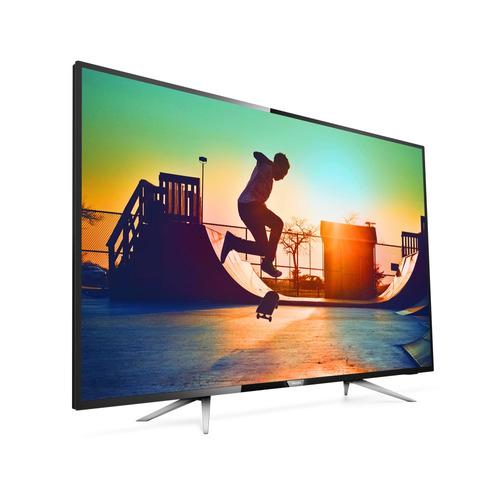 smart tv led 55 philips 55pug6102/78 uhd 4k hdmi wi-fi 60hz