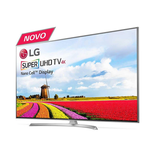 smart tv led 55 pol 4k uhd lg sj8000 com wi-fi e webos 3.5