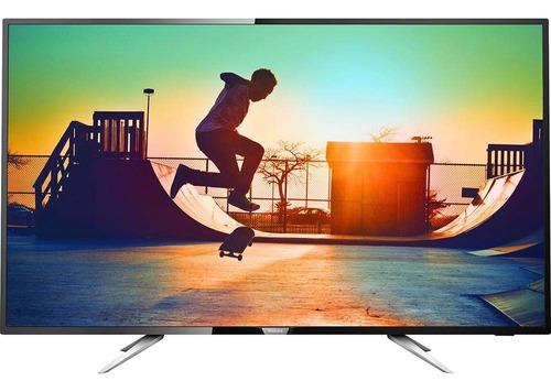 smart tv led 55 polegadas philips 55pug610278 4k pixel plus