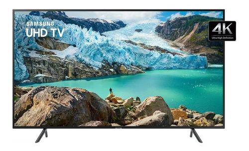 smart tv led 55 samsung ru7100 un55ru7100gxzd ultra hd 4k hd
