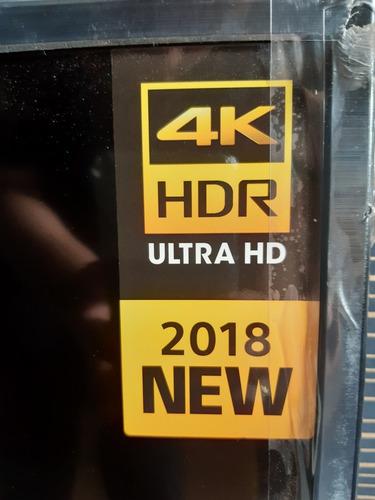 smart tv led 55  sony 4k (tela trincada)
