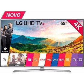 Smart Tv Led 65  LG 65uj6545 Ultra Hd 4k Conersor Digital Wi