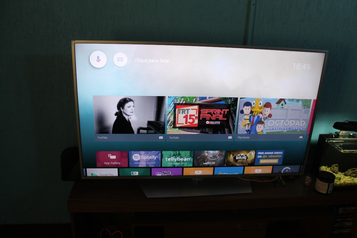 smart tv led android 55 philips 55pug6700 78 ultra hd 4k. Carregando zoom. 94d88d701769