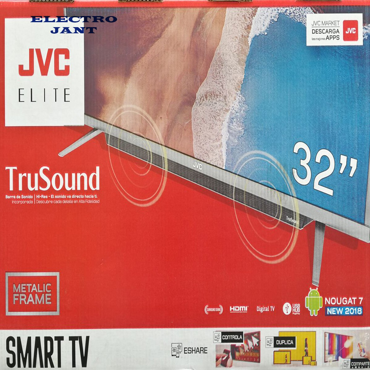 Manual Jvc Smart Tv 32 Portugues