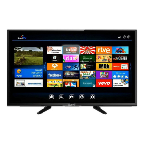 smart tv led kanji 43 android tv full hd netflix youtube