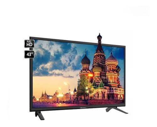 smart tv led kodak 43sv1000 fhd wifi usb netflix youtube