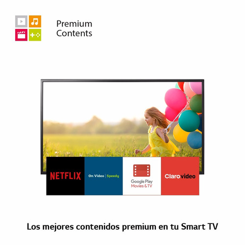 smart tv led lg 43lh5700 full hd tda wifi hdmi usb netflix