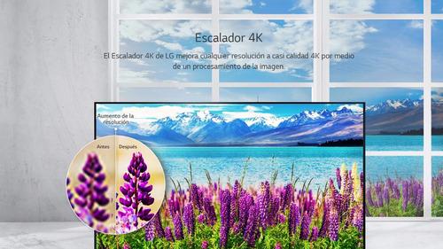 smart tv led lg 49 uj6560 ultra hd 4k webos netflix hdr