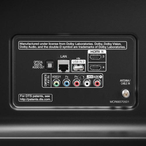smart tv led lg 65 polegadas 4k wi-fi usb hdmi 65uj6545