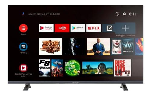 smart tv led noblex led 43'' full hd dm43x7100 android