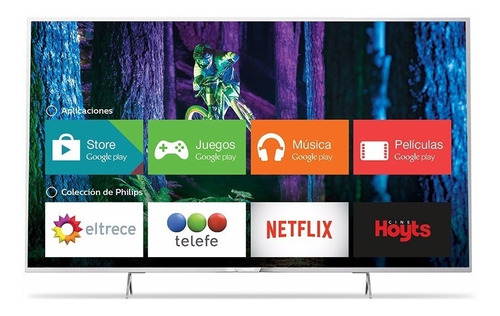 smart tv led philips 43 con android netflix 43pfg5501/77
