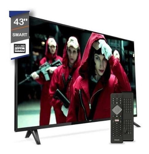 smart tv led philips 43 p netflix full hd 1080p hdmi 5813/77