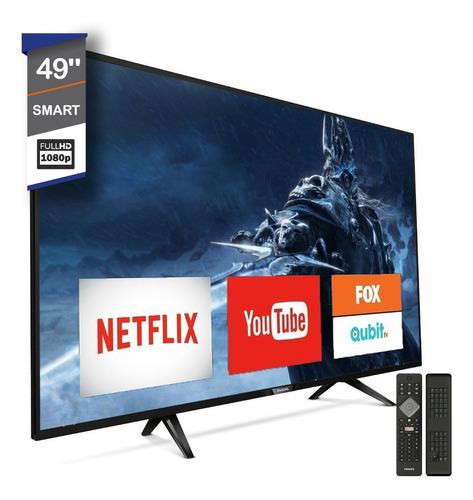 smart tv led philips 49 49pfg5102 hdmi full hd 1080p wifi