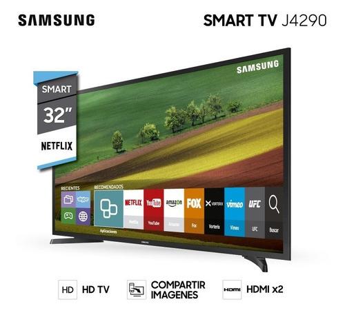 smart tv led samsung 32' wi fi hd hdmi usb la tentacion