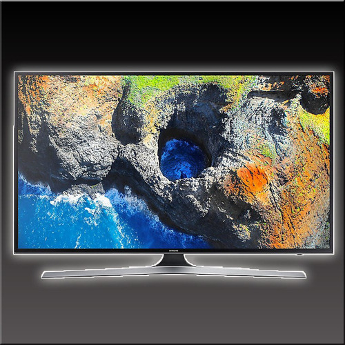 smart tv led samsung 50 pulgadas 50mu6100 4k netflix