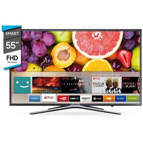 smart tv led samsung 55 pulgadas un55k5500 full-hd